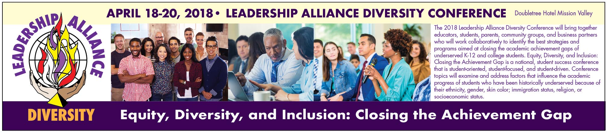 Leadership Alliance STD Design